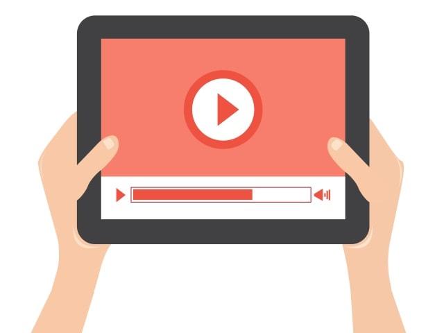 پخش خودکار موسیقی و یا ویدئو