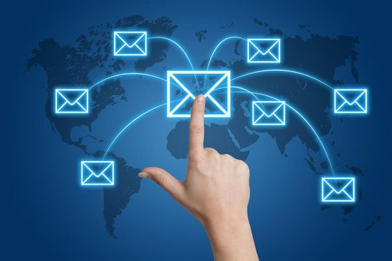 ارسال ایمیل انبوه