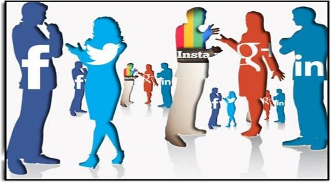 نقش شبکه های اجتمایی در بازاری اینترنتی